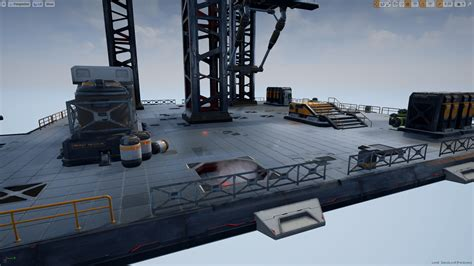 Home Blueprints For Sale Modular Sci Fi Space Base By Littlechild Games In Props