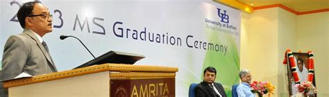 Dual Mba Programs In Bangalore by Amrita School Of Management At Buffalo