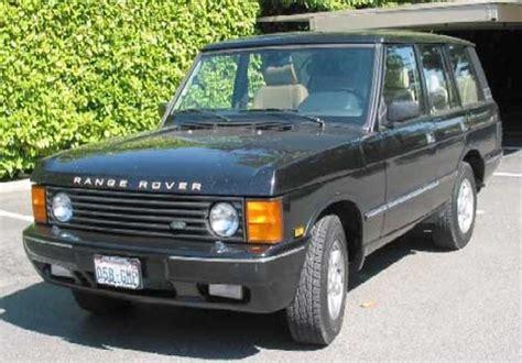 motor auto repair manual 1986 land rover range rover security system land rover range rover 1986 1996 service repair manual download