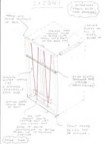build a blueprint how to make a caj 243 n things we make