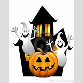 Cute Haunted House Clipart | Clipart Panda - Free Clipart Images