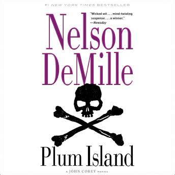 listen to plum island by nelson demille at audiobooks com