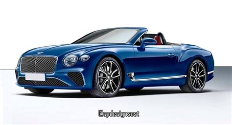 bentley convertible 2018 2018 bentley continental gt convertible rendering looks