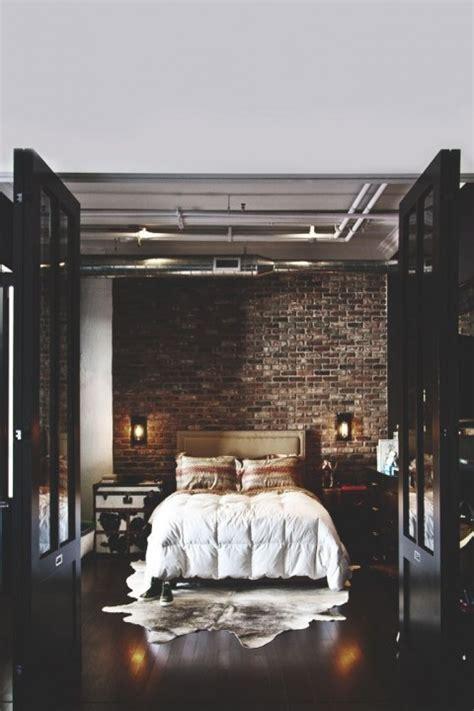 french men in bed habiller ma d 233 co avec un mur en briques habitatpresto