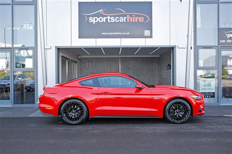 mustang hire uk new ford mustang v8 rhd hire west midlands sports car hire