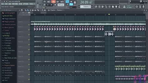 fl studio 11 advanced tutorial in hindi how to remix song in fl studio beginners training in