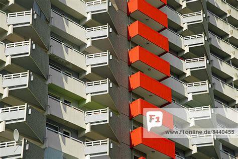 außen architektur design balkon architektur