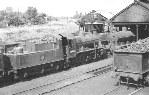 Sheds In Coventry by Coventry Shed Ex Lms 2 6 0 2mt No 46446 Is Seen Standing