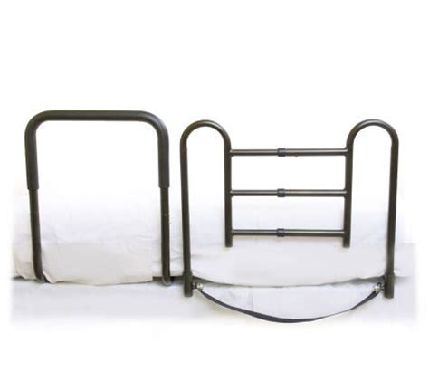 bed support rails carex easy up bed rail bed support rail safety rail