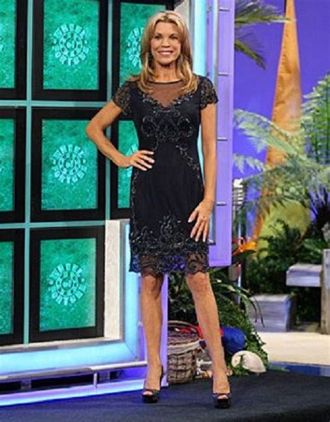 Vanna White Wardrobe by Spin Into Summer Week Dress 3 Vanna White S Dresses On