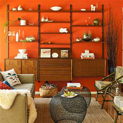 home decor funky design living room inspiration 60s 70s tickle me vintage