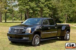 2012 Cadillac Truck 2012 Cadillac Escalade Dually By Jonsibal On Deviantart