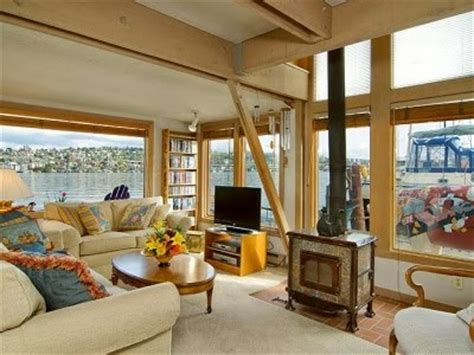 floating home interiors for west coast living houseboats aka floating homes one famous all fabulous