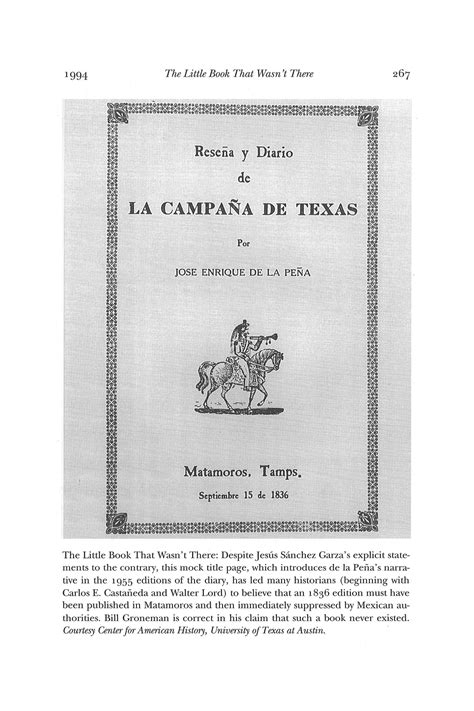 The Southwestern Historical Quarterly, Volume 98, July