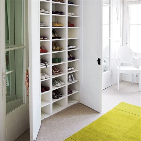bespoke shoe storage how to organise your shoes design some made to measure