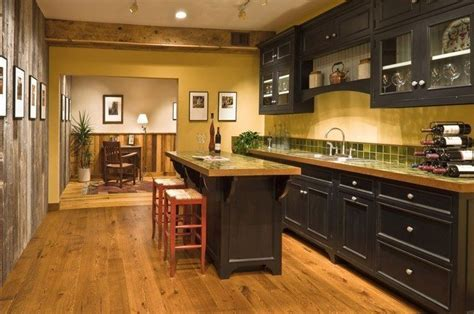 Tips on Designing a Home Bar for your Kitchen   Decor