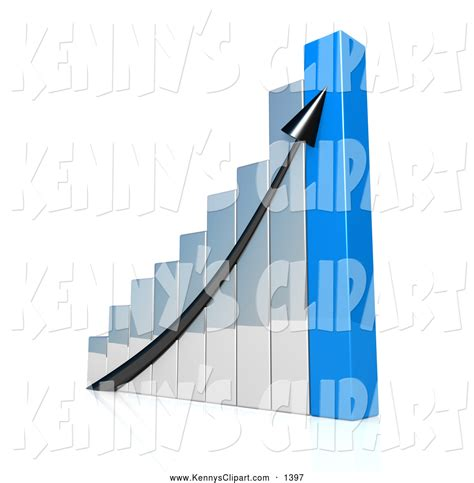 sales chart down clipart larger preview clip art of a sloping black arrow going up