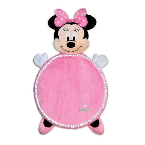 minnie mouse plush playmat disney baby
