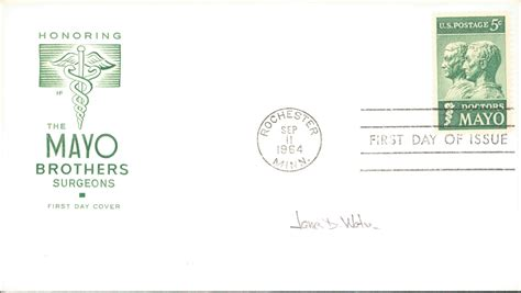 Jsa Award Letter From Jcp Lot Detail Nobel Prize Winners Medicine Signed Fdc Cover Lot Of 20 Jsa
