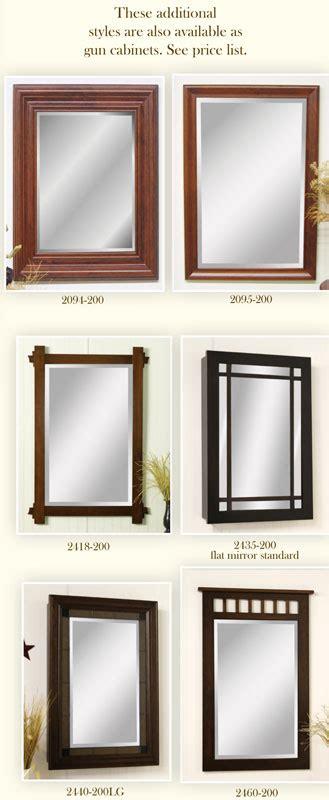 wall mount sliding mirror gun cabinets wall mount sliding mirror gun cabinets ohio hardword