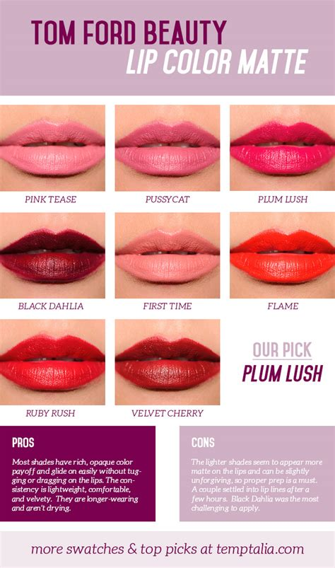 lip color up tom ford lip color matte overview thoughts