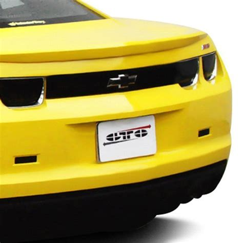 chevy camaro tail light covers gts 174 chevy camaro 2010 blackouts tail light and center