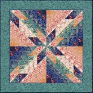 myquiltgenie hunters watercolor quilt