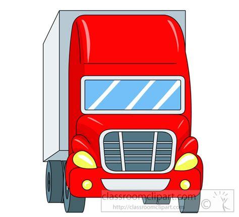semi truck clip truck clipart clipart panda free clipart images