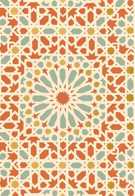geometric pattern orange orange geometric wallpaper wallpapersafari