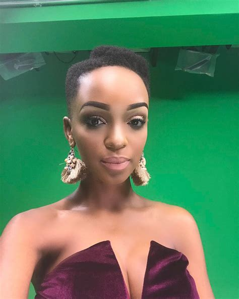 nandi mngomas haircuts these 4 south african celebs will make you want to go