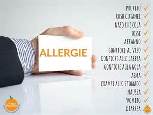 allergia alimentare sintomi allergie e intolleranze alimentari tutte le differenze