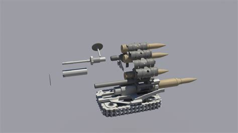 Mash Up Songs by M242 Bushmaster 25mm Chain Fed Autocannon Zac Swanson 3d