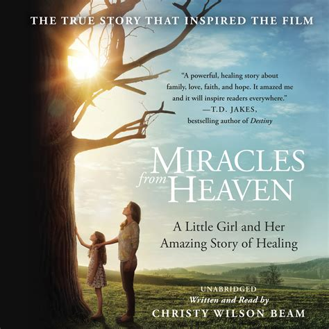 Miracles From Heaven Complet Miracles From Heaven Audiobook By Wilson Beam Read By Wilson Beam For
