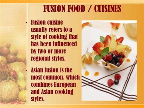 cuisine fusion d馭inition image gallery international cuisine definition