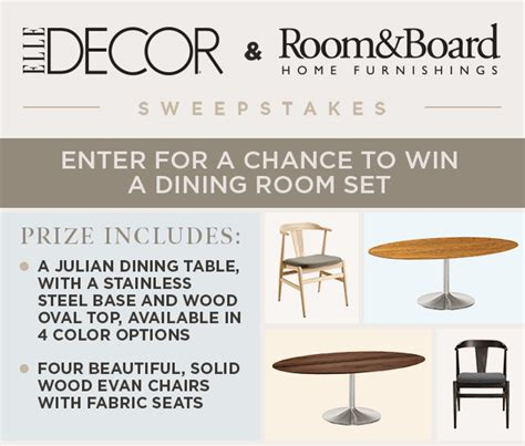 Elle Mag Sweepstakes - elle decor magazine sweepstakes iron blog