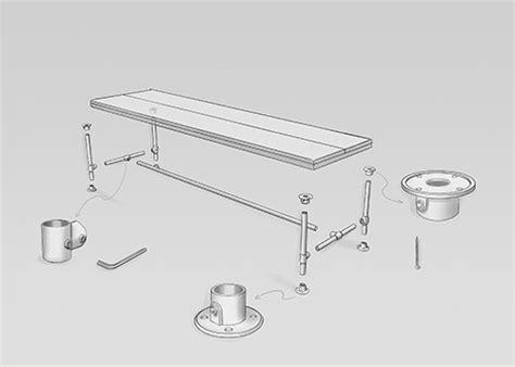 Bauanleitung Gartenbank Mit Tisch 6022 by Bauanleitung
