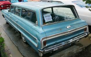 1964 chevrolet impala station wagon flickr photo