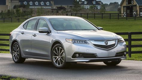 2015 2016 acura tlx top speed