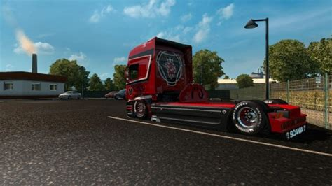 ets2 game modding net bennekeben s lowerd rjl chassis mod