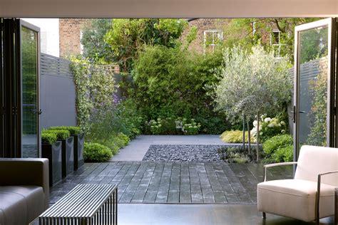 Garten Sichtschutz Pflanzen 172 by Gallery Rowe Garden Design Backyard