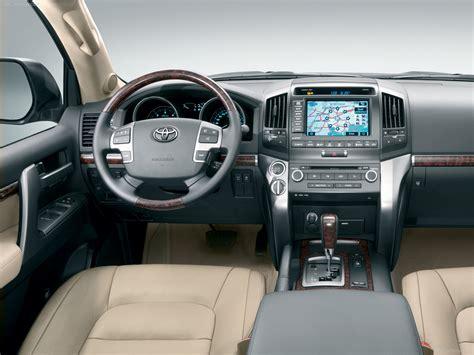 Interior Land Toyota Land Cruiser V8 2008 Picture 17 1600x1200