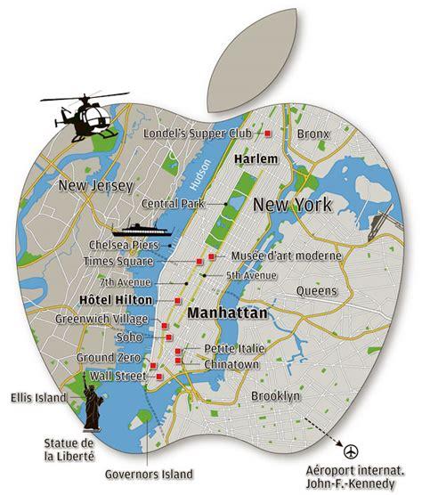 0004490363 carte touristique jersey en carte g 233 ographique new york effegetangesj