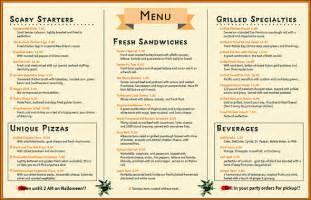 Kitchen Design Template Sample Menu Card Template 29 Download In Psd Pdf Word