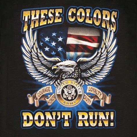 these colors don t run compra camiseta these colors don t run us army patriotic usa