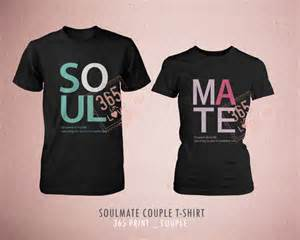 Cute his and her matching shirts be my soul by 365inlovedotcom