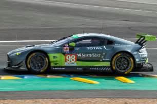 Aston Martin Lemans 24 Hours Le Mans