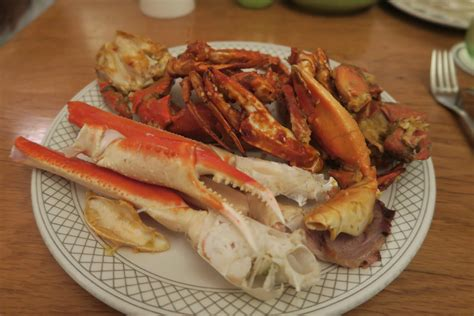 To Market Recap Crab Tools by Sustainable Crab At Asian Market Cafe Food Review