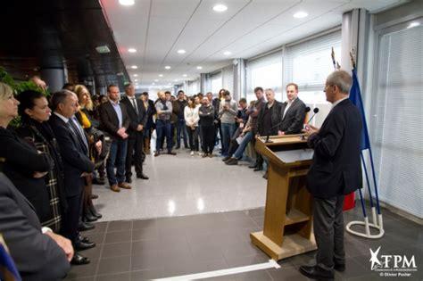 inauguration de la du num 233 rique et de l innovation