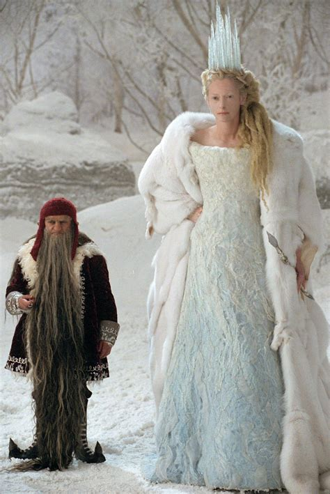 The white witch from the chronicles of narnia the lion the witch