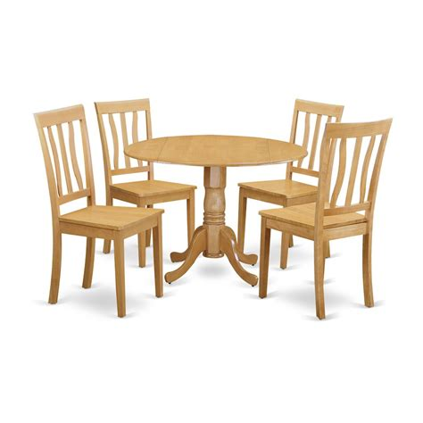table dinette sets 5 pc dinette set dinette table and 4 kitchen chairs
